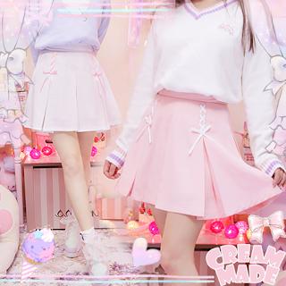 http://fashionkawaii.storenvy.com/products/12998555-japanese-students-sweet-lolita-pleated-skirt