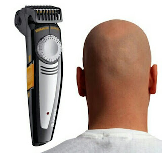 Marske Hair Clipper - Rechargeable Beard Trimmer/Shaver