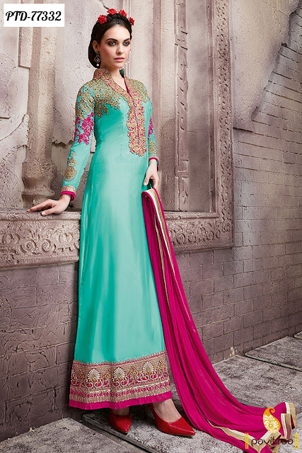 Eid Festival sesson Pakistani Salwar Suits Online Shopping