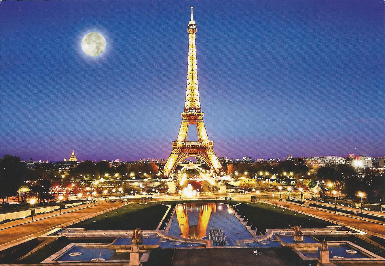 Hoofdstad van Frankrijk: Parijs