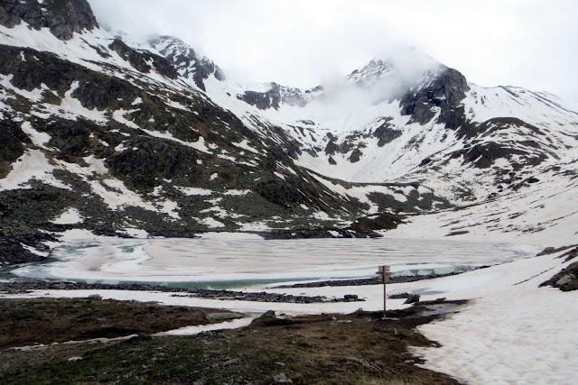 ponte di ghiaccio val di fundres