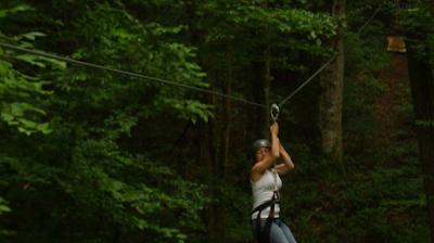adventureworks zipline nashville