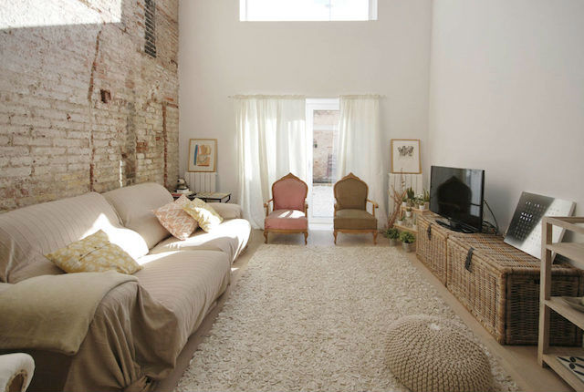 Año nuevo casa nueva, reformas que puedes asumir en tu hogar, salón