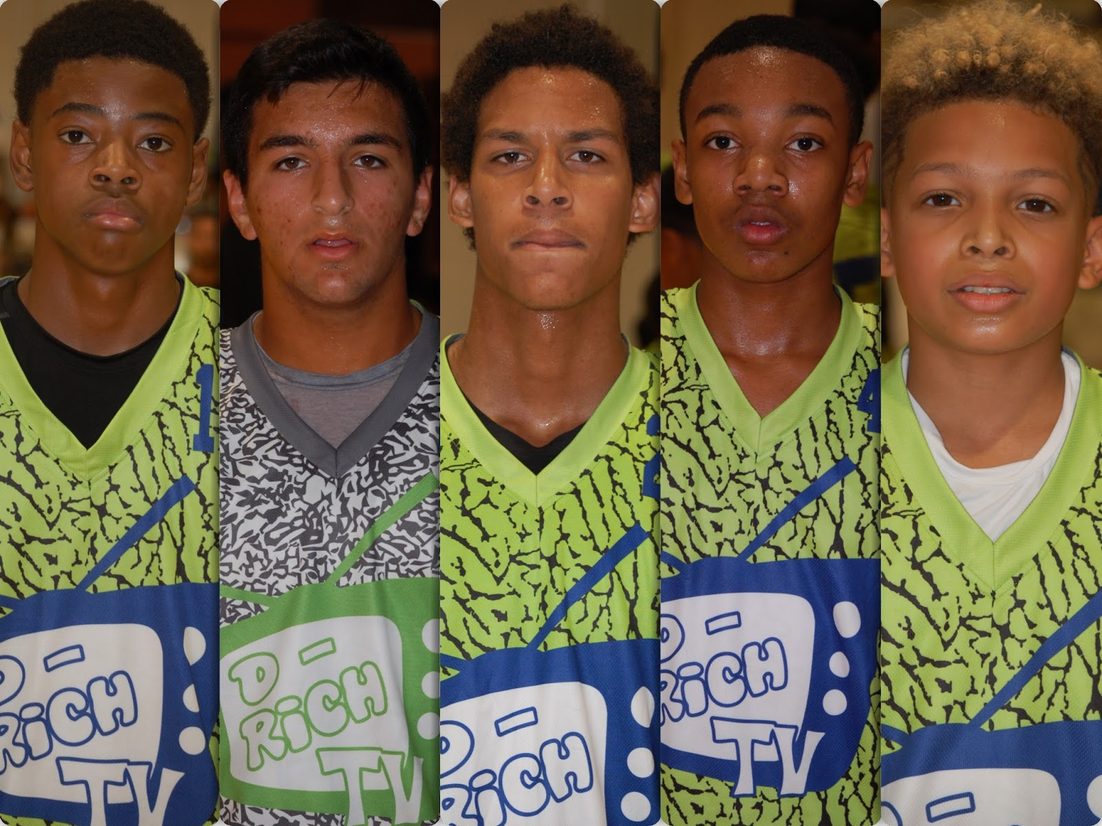 .: D Rich TV Camp Day One Standouts-Part 3