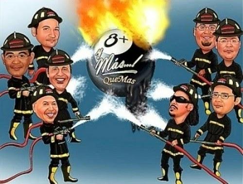 QUE MAS - 8 Y MAS...! (2011)