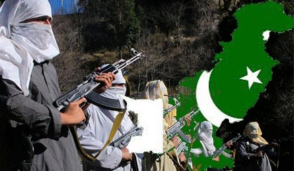 Muhammad bin Qasim Pakistan Terrorism