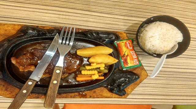 Steak Daging