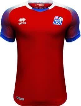 アイスランド代表 2018 ユニフォーム-ロシアワールドカップ-ゴールキーパー