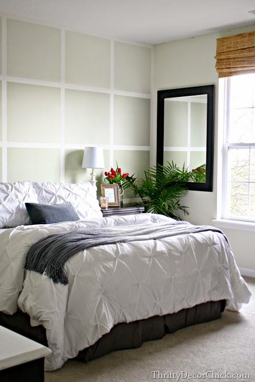 decoração fácil, pintura de parede, blog achados de decoração