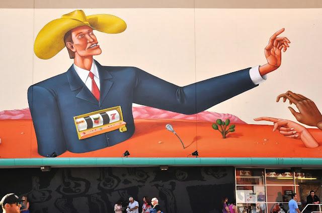 Street Art Mural By Interesni Kazki For The Rise Above Festival In Las Vegas, Nevada. 5