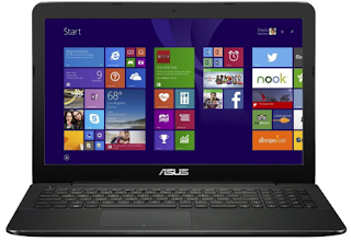 Asus X554LN Drivers windows 10 64bit