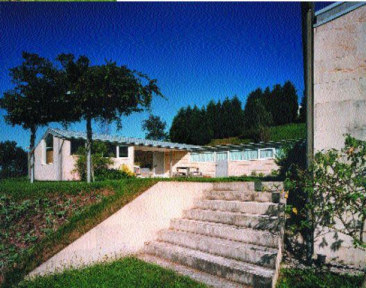 La Casa de la Lluvia en Cantabria | Juan Navarro Baldeweg | Descripción + Fotos + Planos