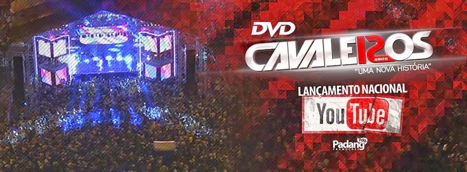 2012 CAVALEIROS BAIXAR DVD DO FORRO