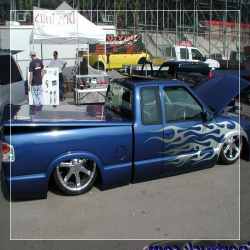 Striping Mobil T 120 ss Modifikasi Keren - Powermodif.com