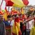 Referéndum en #Cataluña: Manifestaciones en contra en varias ciudades de España