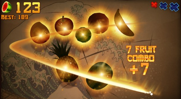 Free Download Game Fruit Ninja Apk v2.4.9.450508 Mod