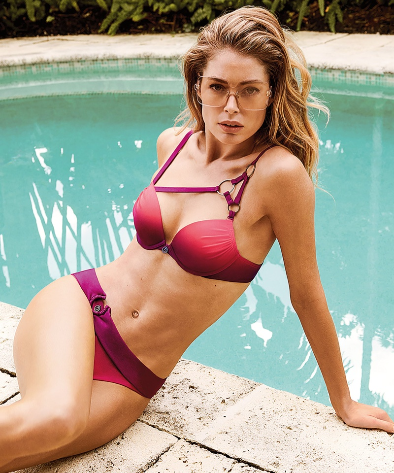 Doutzen Kroes stars in Hunkemoller Doutzen Summer Stories 2019 campaign