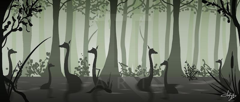 Amerzone Swamp