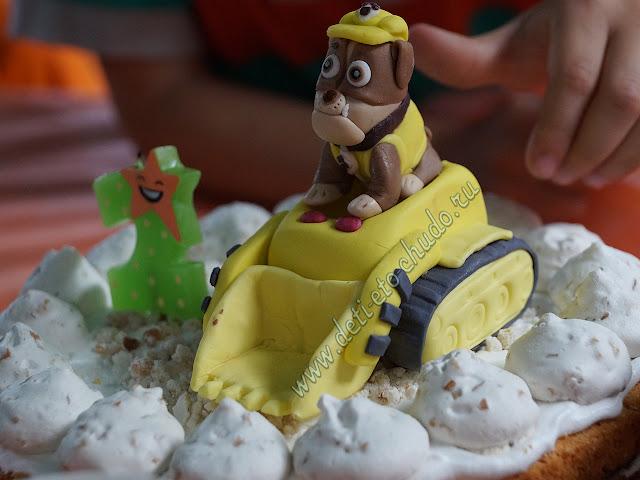 рецерт безмолочного торта, десерты для аллерников