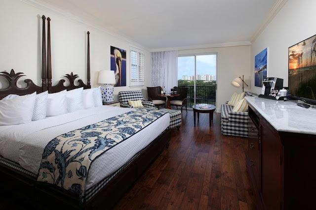 Hotel Inn at Pelican Bay em Naples: quarto
