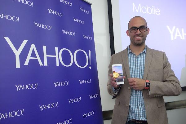 Yahoo全球管理資深總監Fernando Delgado