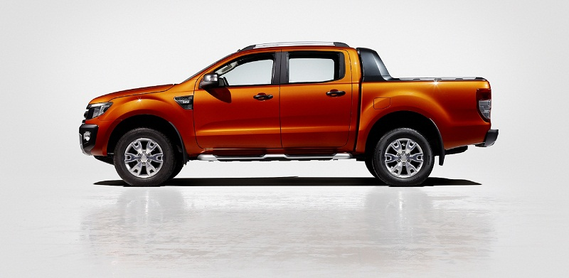 Ford Expands Ranger Line Up With Wildtrak