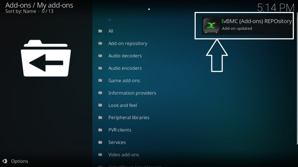 how to get kodi addons for linux