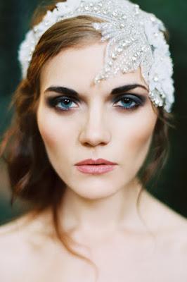 maquiagem para noivas olho marcado
