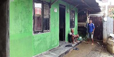 ''Manteplah, Omahe Nyong Kini Berdinding Tembok''