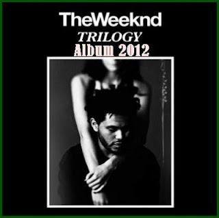 The Weeknd Album Trilogy cover