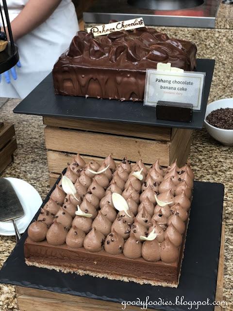High on Sugar: Chocolate Finesse, Grand Hyatt KL