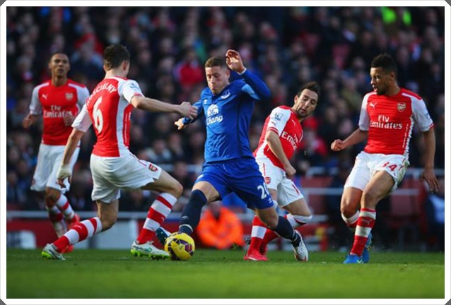 Prediksi Arsenal vs Everton 24 Oktober 2015 by AFBcash