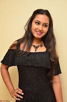 South Actress Amulya in short black dress at Kalamandir Foundation 7th anniversary Celebrations ~  Actress Galleries 010.JPG