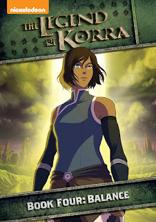 Avatar: The Legend of Korra Book 4 Batch Subtitle Indonesia