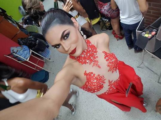 Drag Artist From Maraca, Aragua, Venezuela