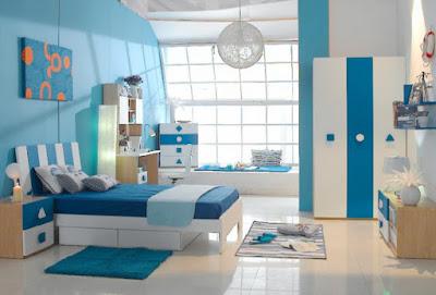 Tips Memilih Desain dan Warna Kamar Tidur