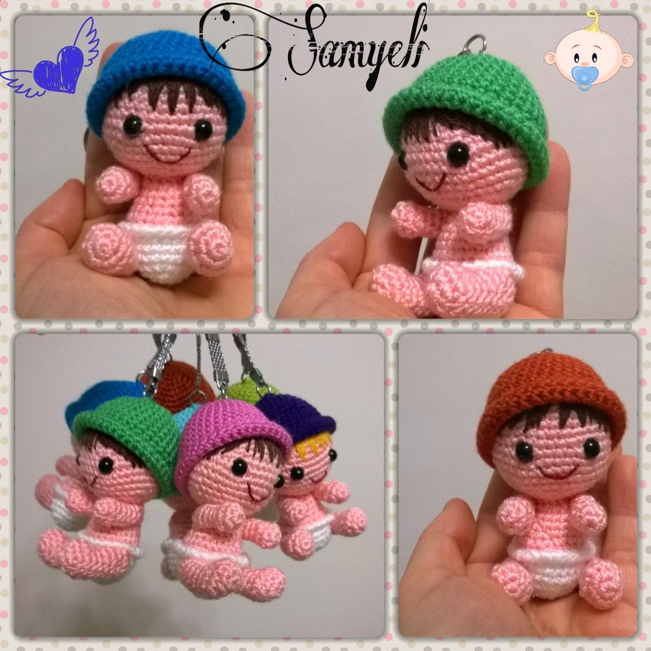 Part 2: Amigurumi Emma Bebek Yapılışı ( Free Crochet Pattern) Eng ... | 1280x1280