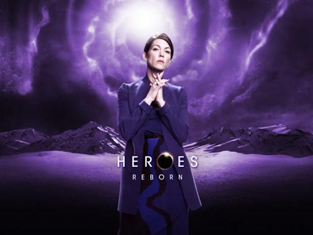 Heroes Reborn: Erica