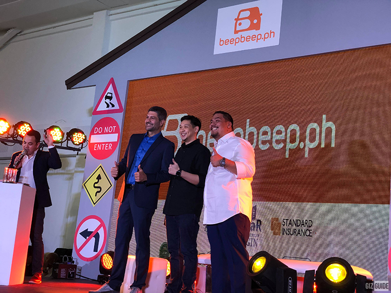 Book your car's preventive maintenance service and more via beepbeep.ph!