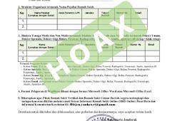 Hati- Hati surat permintaan data palsu yang ditujukan kepada Seluruh Rumah Sakit di Indonesia.