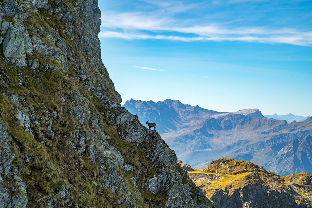 Seetalwanderung und Klettersteig Hochjoch  Silvretta Montafon 07