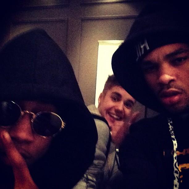 FOTO  Justin Bieber y ...