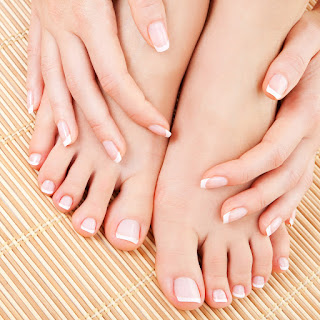 care for nails with moisturizer