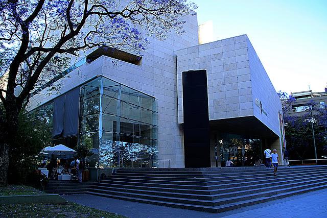 EL MALBA.MUSEO.CIUDAD DE BUENOS AIRES