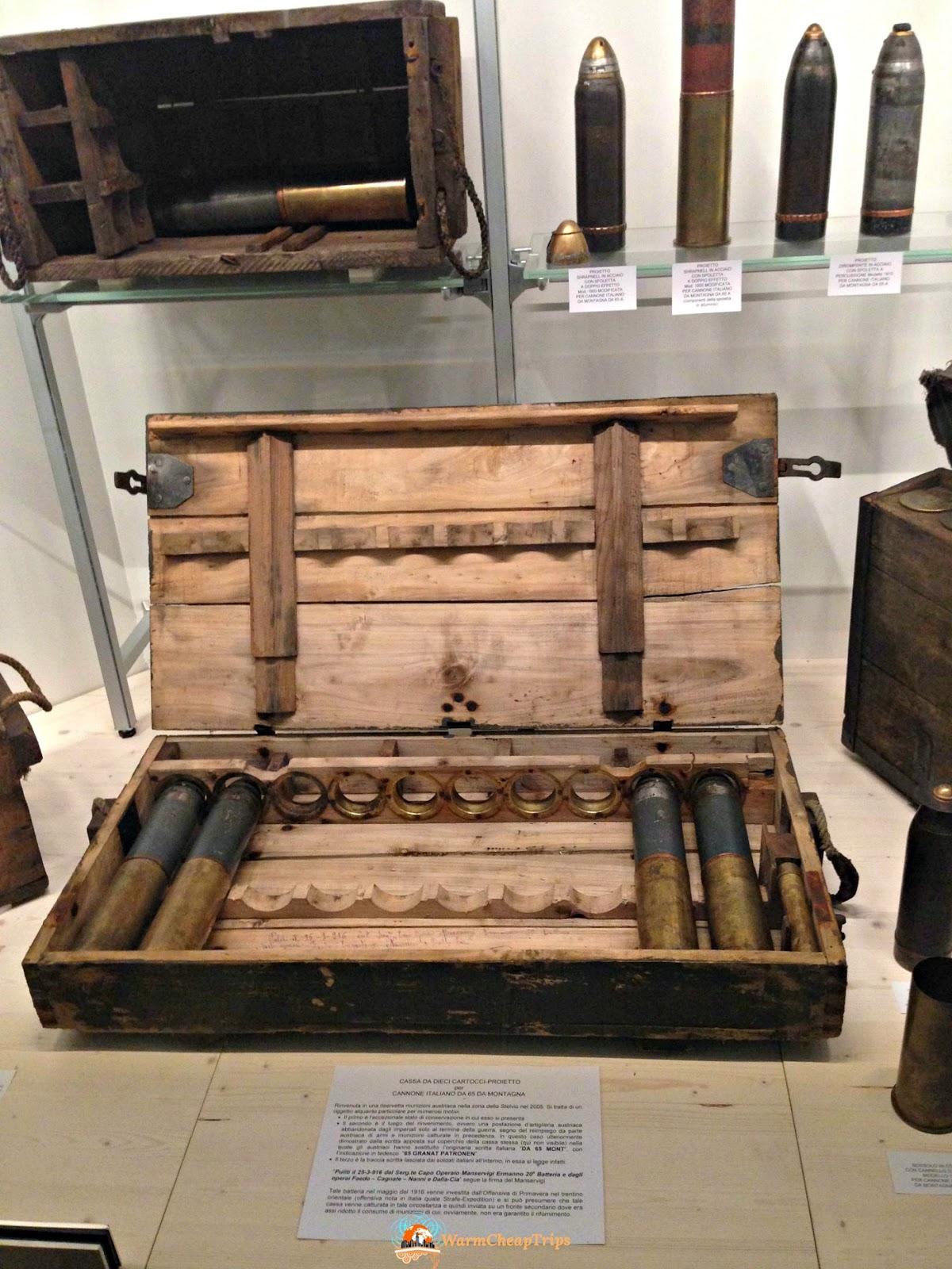 #WarFieldTripsWWI - il Museo della Guerra Bianca in Adamello