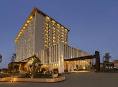 Hotel Hyatt Amritsar is a beautiful property to reside.