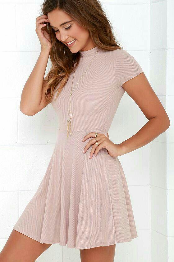 Vestidos Bonitos Juveniles Casuales Diseños De Vestidos