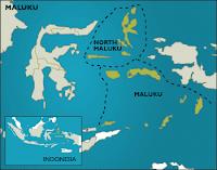 Perkembangan Islam di Maluku