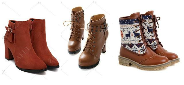 Zaful Boots