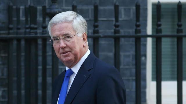 Londres admite: Occidente es incapaz de frenar el conflicto sirio